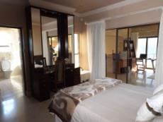 1st Floor:  Main full en suite Bedr  -  accessing 1st Living Area.
