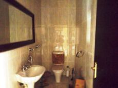 Guest Toilet (wash basin & toilet).