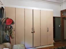 Main bedroom with built-in-cupboards