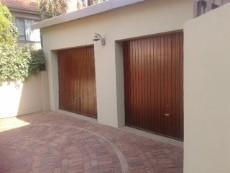DOUBLE LOCK-UP GARAGES