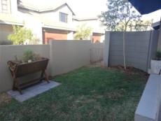 Small and easy garden to maintain