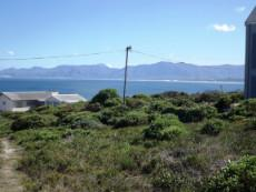 Sea View slightly to our right.  Hermanus coastline at the back.