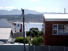 Permanent View from our Backyard - to the side of Hermanus.