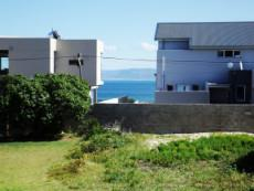 Our permanent Sea View  -  as from left hand side of our Plot.