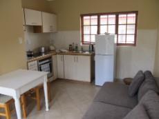 Flat (kitchen/lounge)