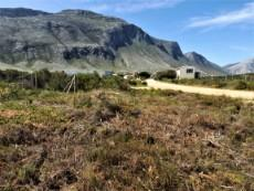 vacant land for sale in Bettys Bay.