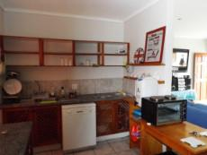 One side of the Kitchen  -  as from other side of Kitchen.