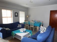 Same Living & Dining Areas;  front door on our left.