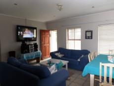 Living & Dining Areas  -  as from Kitchen.