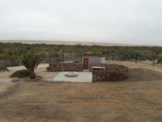 Camping site with bathroom & Braai area