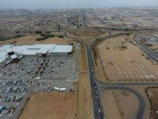 Dunes Mall Light Industria vacant landl allocated at road