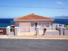 Front View of Dwelling  -  with amazing Sea View.