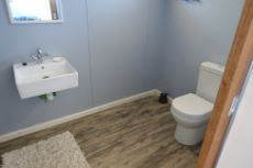 Flat bathroom