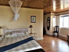 Bedroom with en suite bathroom.