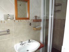 Similar bathroom in all 5 guest units