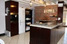 Kitchen with scullery