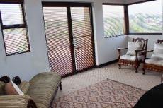 Pyjama lounge with balcony