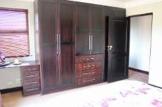 2nd Bedroom built-in cupboards