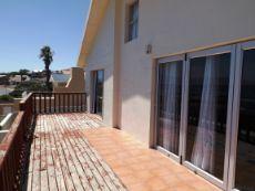 1st Floor:  Balcony  -  accessing Living Area.