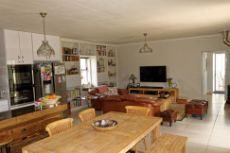 Top Floor dining room, kitchen & living room