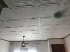 Beautiful new ceilings