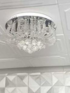 Kitchen light remote controlled