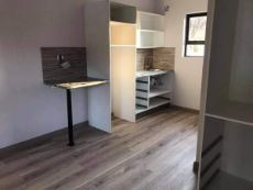 First 1 Bedroom living unit completed