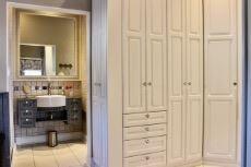2nd Bedroom dressing room and bathroom