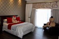 2nd Bedroom with sliding door to Juliet balcony