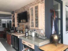 Kitchenette - BBQ Area - First Floor