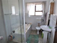 Full Bathroom  -  with bath & shower.