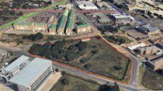 Development Land For Sale Grand Central Midrand