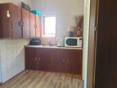 Flatlet kitchen