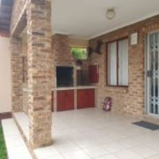 Flatlet Build in braai area