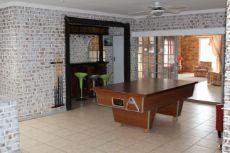 pool table in Bar area