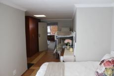 family bedroom with 2 single beds