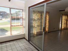 Sun Room  -  accessed by Living Area (via sliding door).