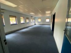 Open plan office area - MIDRAND
