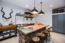 Main Lodge kitchen area