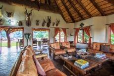 Bush Camp  Lodge area 1