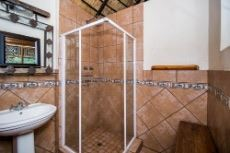 Tented Camp showers