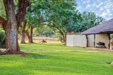 Main Lodge gardens