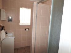 1st Floor: Bathroom (with shower) - referred to on previous photo.