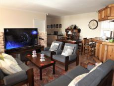 1st Floor: Again 1st Living Area;  own Kitchenette at the back.