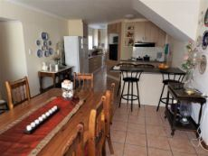 Ground Floor: Same 3rd Living Area; Kitchen & Scullery at back.