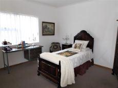Ground Floor:  4th Bedroom.