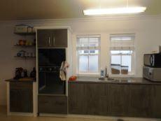 Eye level oven - kitchen