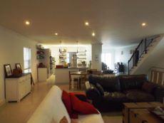 Open plan lounge, dining, kitchen