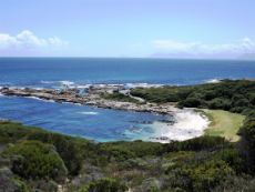 """Stanfords Cove (our """"beach"""");  ±800m away from previous photo."""
