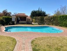 Pool exclusive to Hillandale